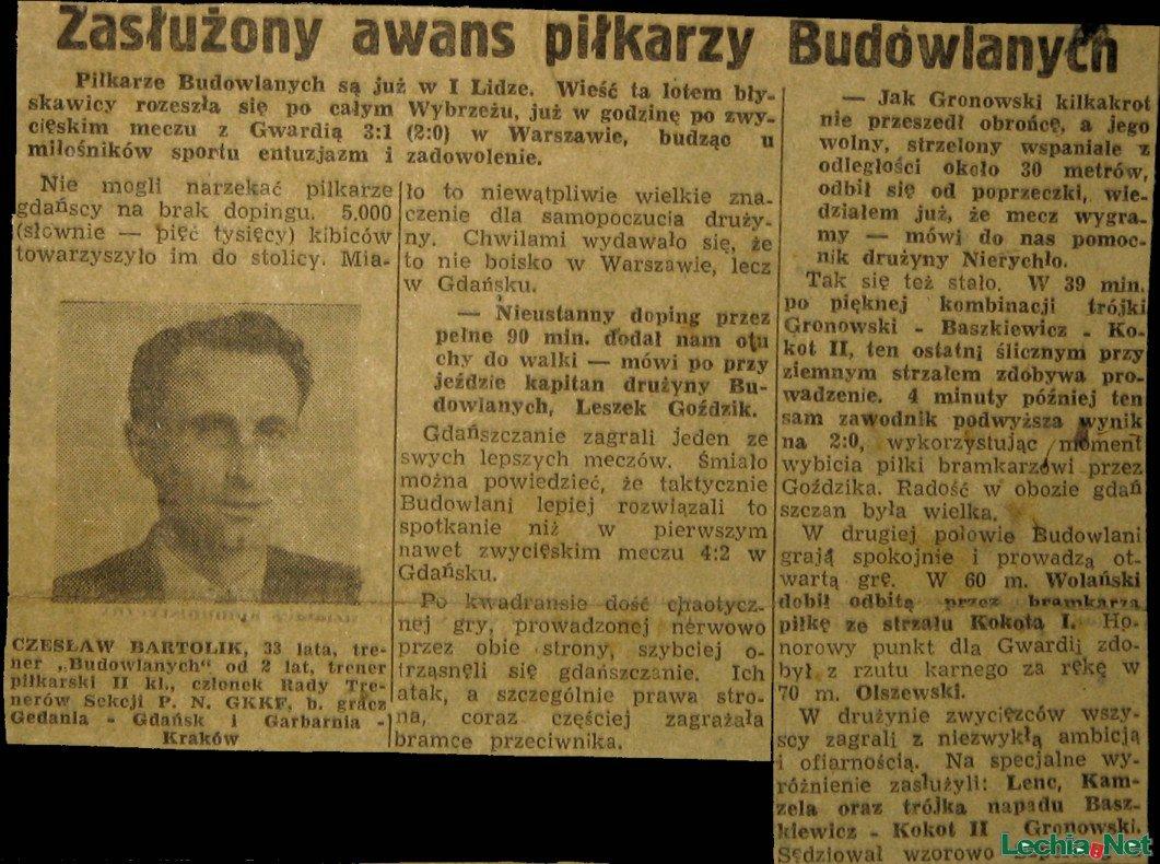 1951.10.28.Zasłużony awans Budowlanych