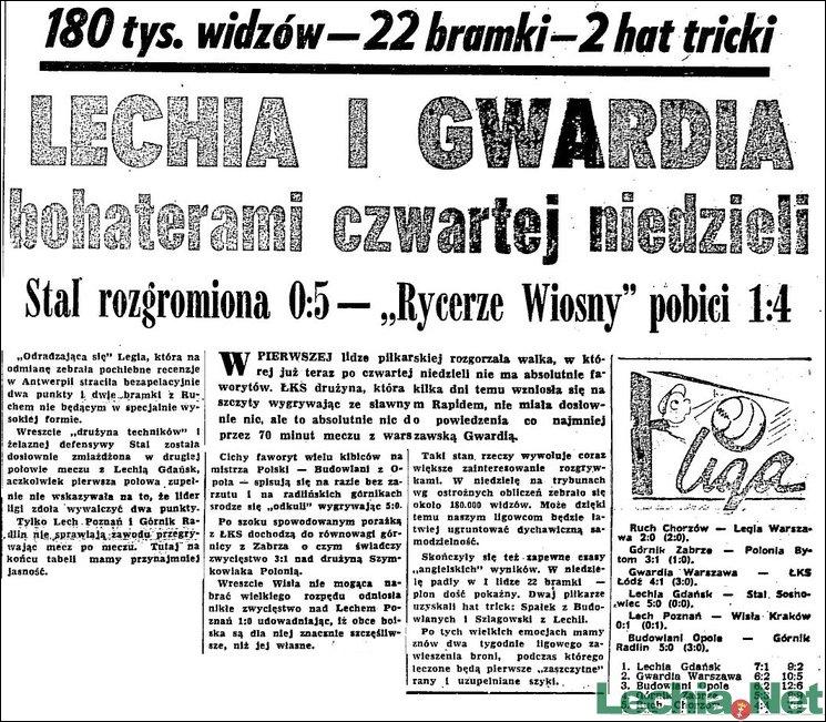 Relacja prasowa z meczu Lechia Gdańsk – Zagłębie Sosnowiec 5:0