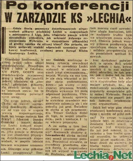 1958.09.04.Po konferencji w zarządzie KS Lechia