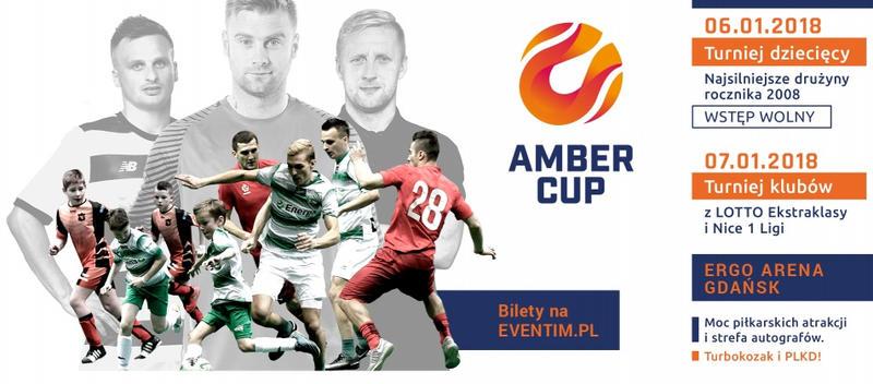 Bilety na Amber Cup 2018 w sprzedaży!