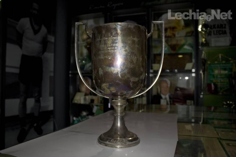 Puchar za awans do Ekstraklasy