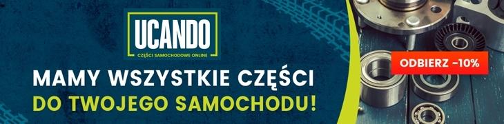 części do samochodów Ucando.pl