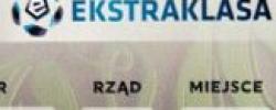 Bilet z sezonu 2015-2016 ze spotkania 2016.05.07.Lechia Gdańsk-Ruch Chorzów