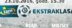 Bilet z sezonu 2016-2017 ze spotkania 2016.10.23.Lechia Gdańsk-Piast Gliwice