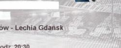 Bilet z sezonu 2016-2017 ze spotkania 2017.05.06.Wisła Kraków-Lechia Gdańsk