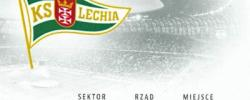 Bilet z sezonu 2019-2020 ze spotkania 2020.03.11.Lechia Gdańsk-Piast Gliwice