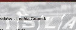 Bilet z sezonu 2020-2021 ze spotkania 2020.10.28.Wisła Kraków-Lechia Gdańsk