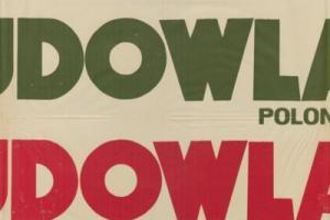 Plakat z sezonu 1950 ze spotkania 1950.10.01 Lechia Gdańsk-Polonia Świdnica