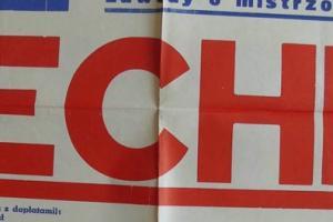 Plakat z sezonu 1962 ze spotkania 1962.05.13 Wisła Kraków-Lechia Gdańsk