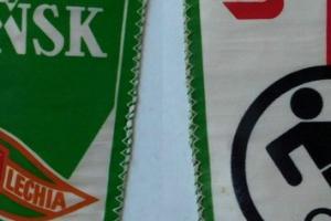 Proporczyk BKS Lechia Gdańsk